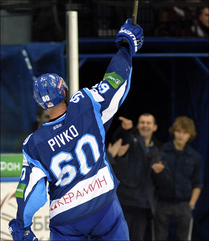 Пивко: всегда радуюсь, когда побеждает команда