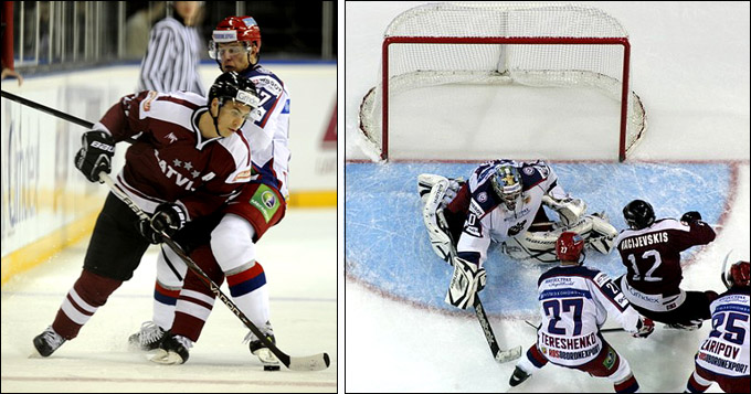 21 апреля 2012 года. Рига. Еврочеллендж. Латвия — Россия — 1:0