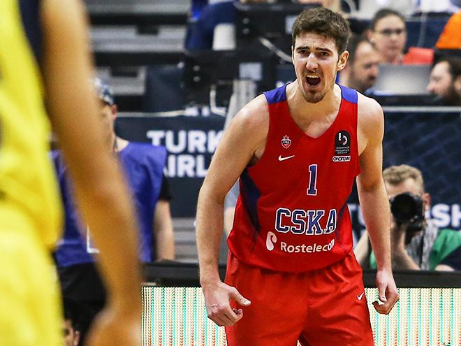 Защитник ПБК ЦСКА Нандо де Коло признан самым ценным игроком «Финала четырёх» Евролиги