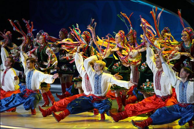 Украина ожидает яркий и прибыльный футбольный праздник