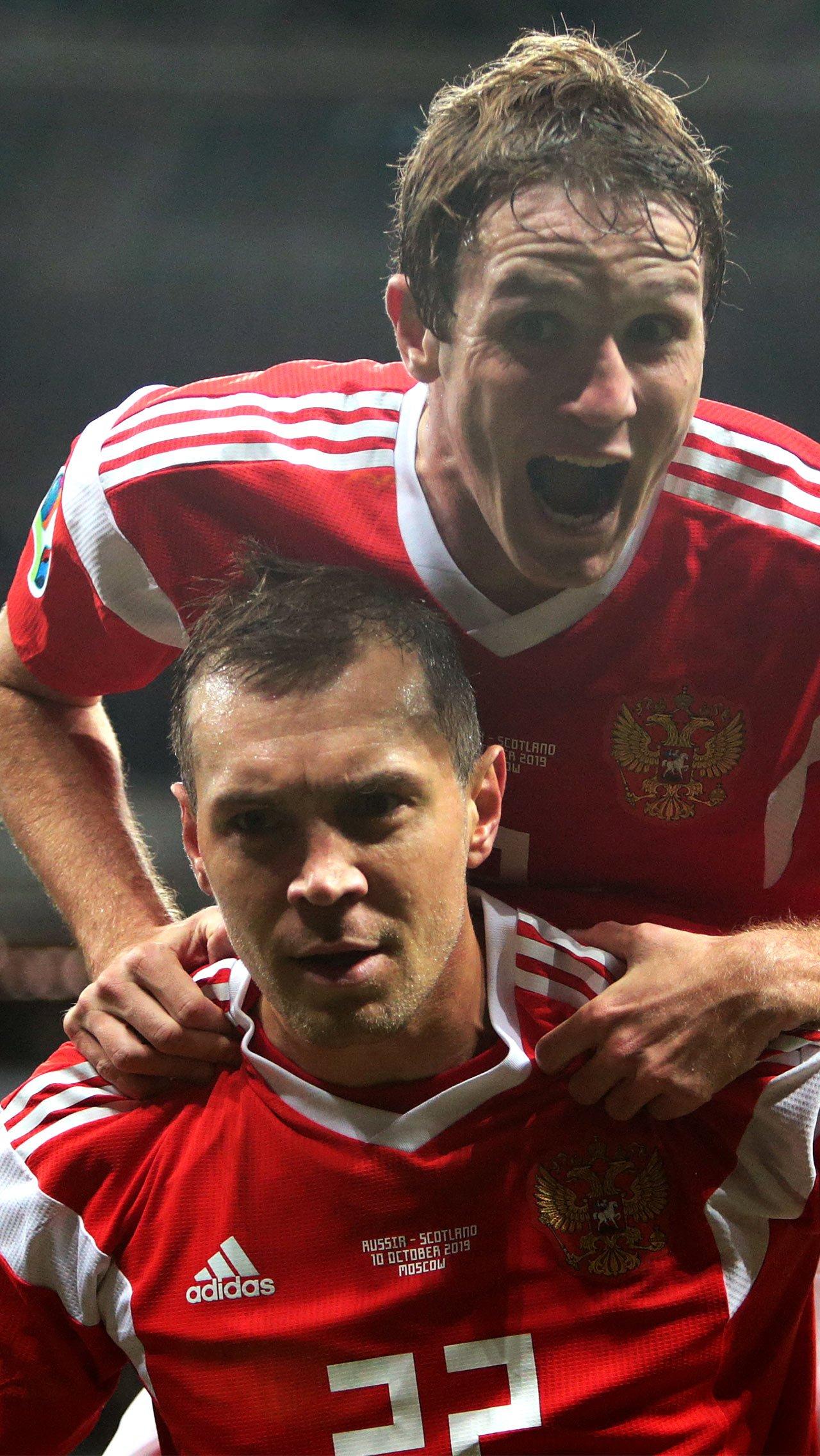 Бразилец Фернандес недолго играл за Россию, но многое успел!