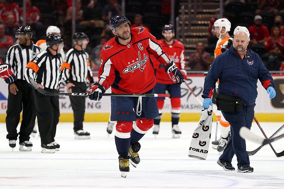 Травма Овечкина, видео, сроки, сколько пропустит в НХЛ сможет ли сыграть на Олимпиаде — 2022