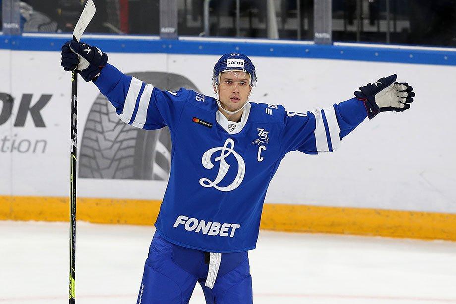 Что происходит в КХЛ, почему Морозов не играет за СКА, Шипачёв скоро догонит Мозякина