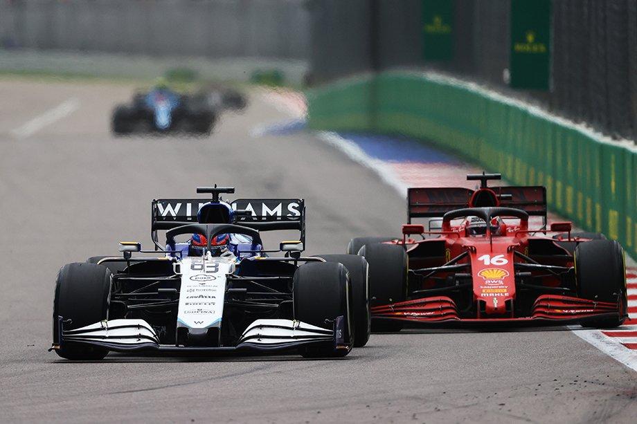 Итоги Гран-при России Формулы-1: ошибка Норриса, победа Хэмилтона, прорыв Ферстаппена