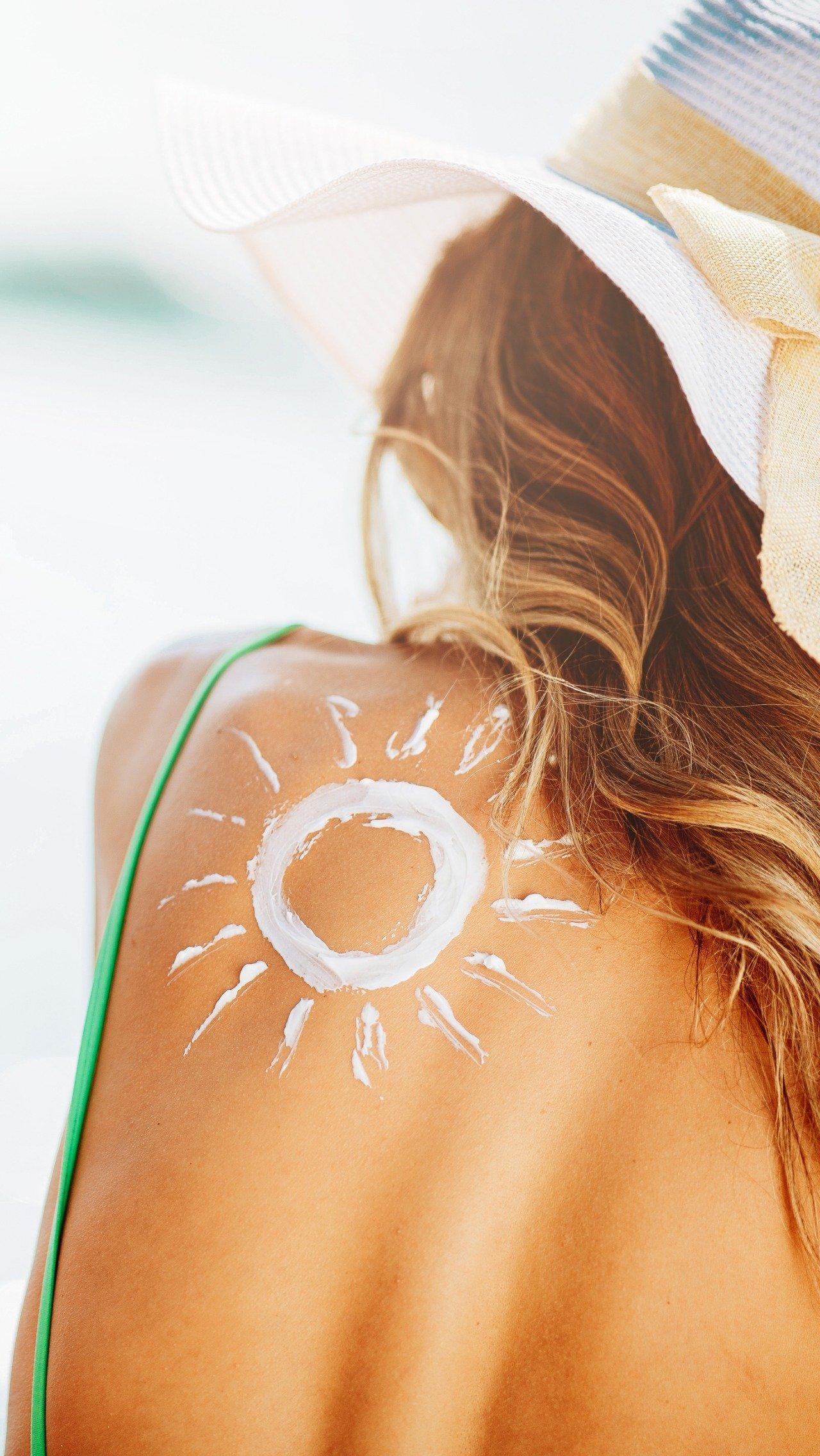 Как не обгореть на солнце?