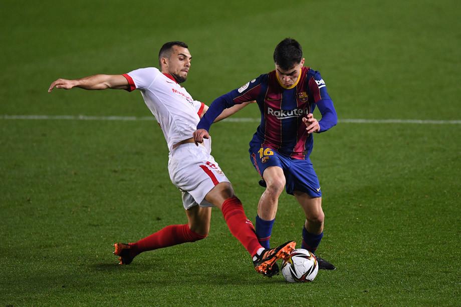 «Барселона» отыграла 0:2 и втиснулась в финал кубка! Ей были нужны эти эмоции