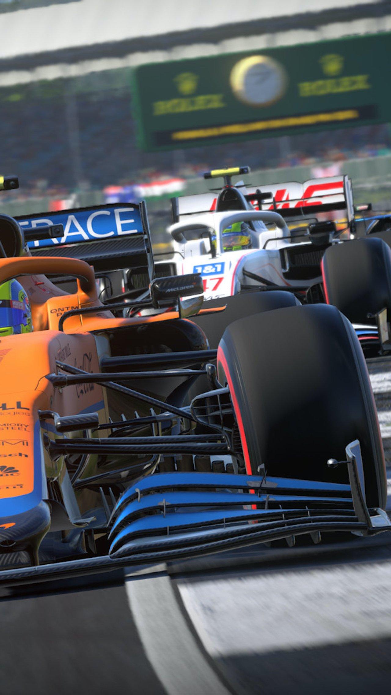 F1 2021 (гонки, симулятор): ПК, PS4-5, Xbox One, X/S — 16 июля