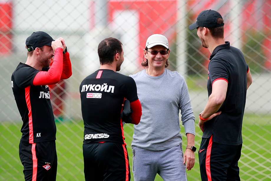 Слухи о продаже «Спартака», зачем это Федуну, цена клуба, колонка Андрея Червиченко