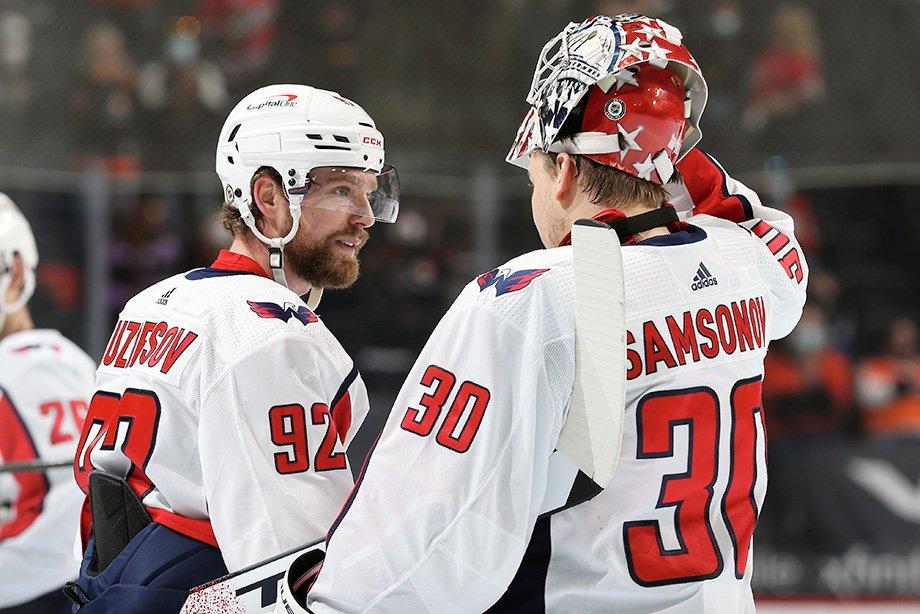 Список российских хоккеистов в розыгрыше Кубка Стэнли, плей-офф НХЛ – 2021