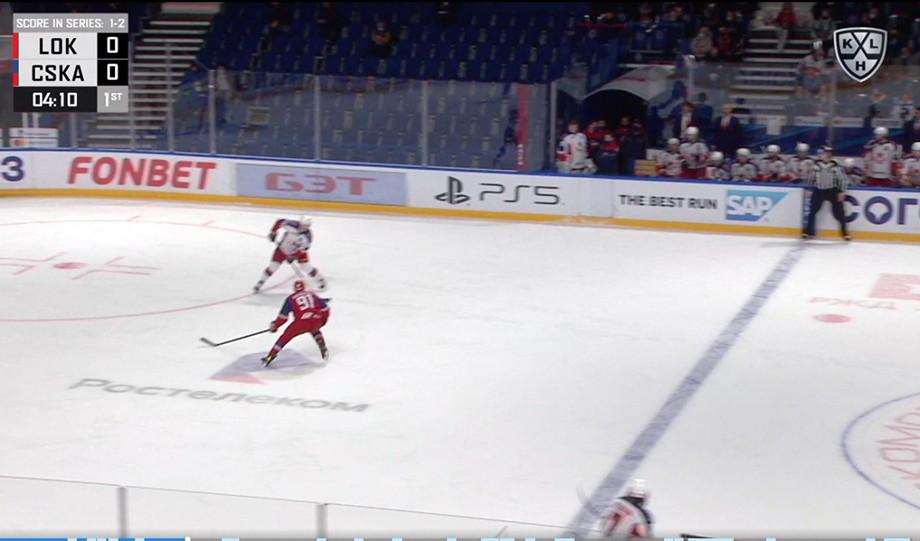 По какой тактике играют в хоккей команды в плей-офф КХЛ — 2021 в Западной конференции