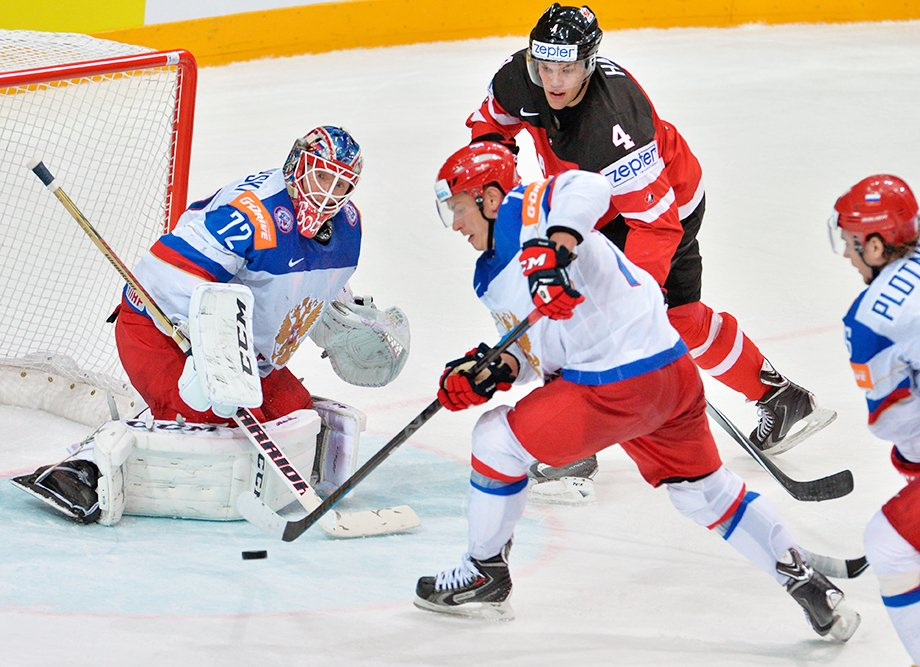 «У русских ни чести, ни благородства». Матч с Канадой на ЧМ, который закончился скандалом
