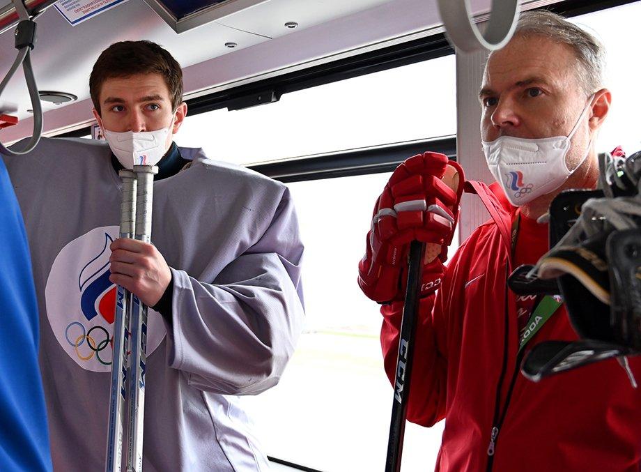Как живёт сборная России на чемпионате мира в Риге