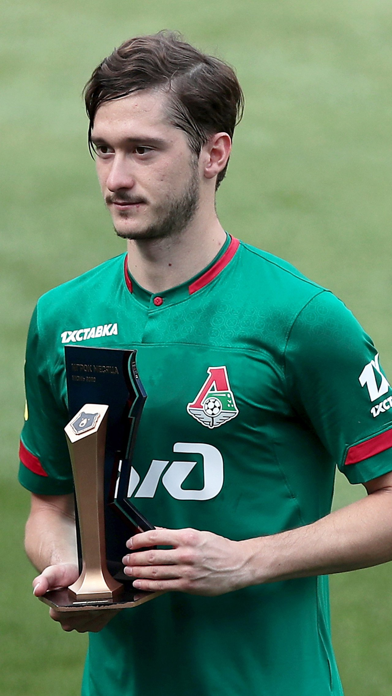 Алексей Миранчук из «Локомотива». 2020 год