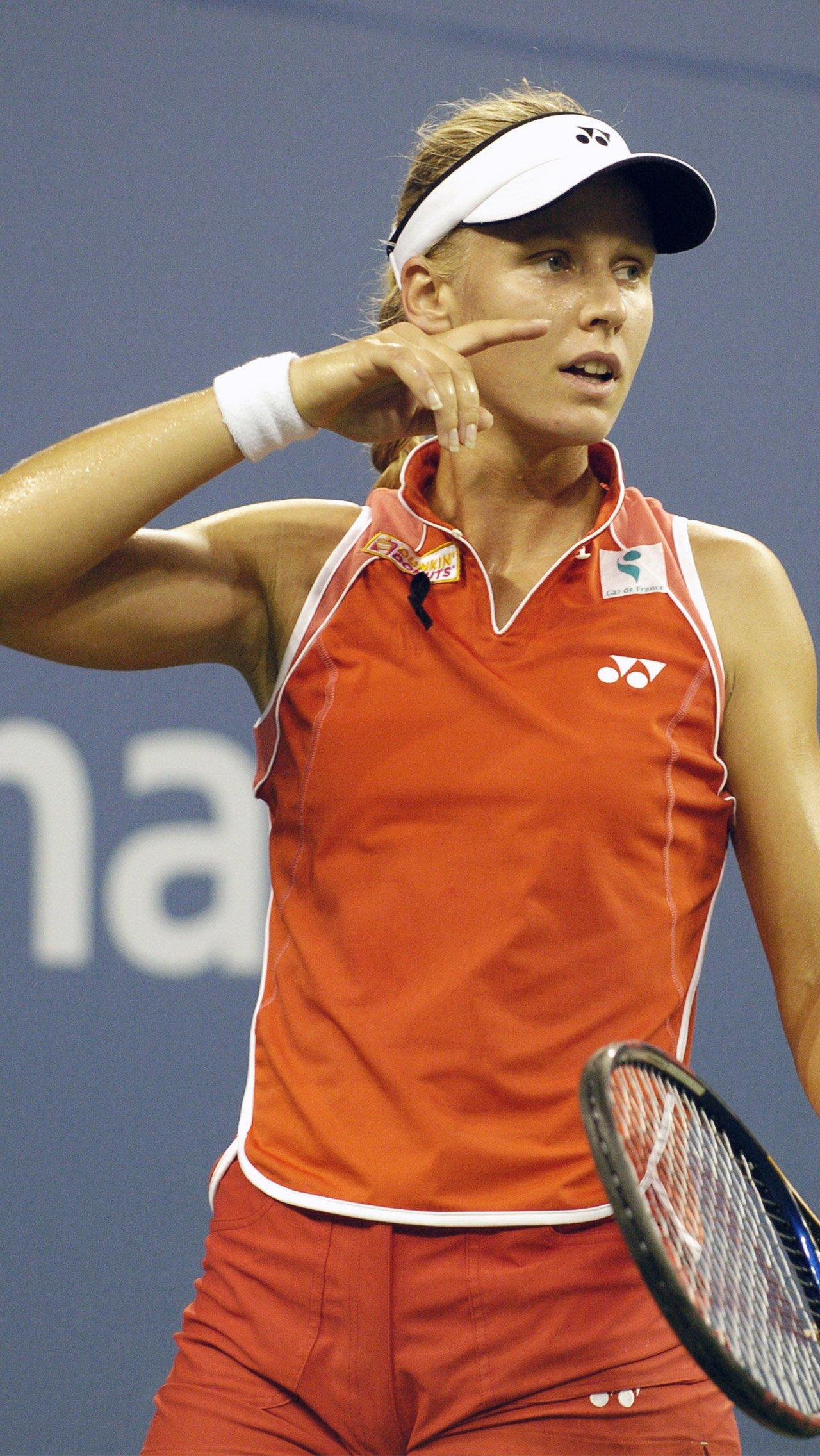 В финал вышли две россиянки – Кузнецова и Дементьева.