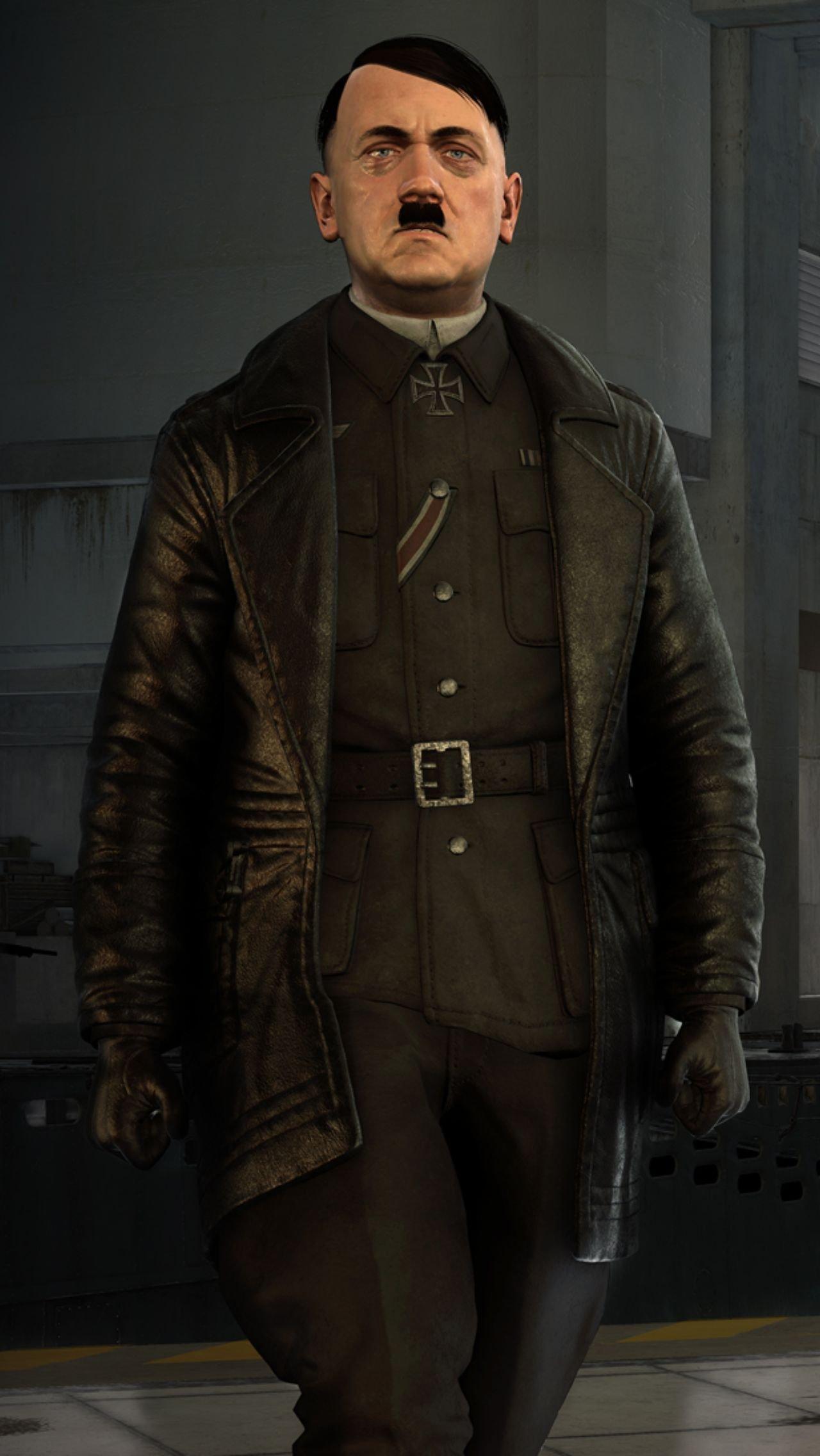 Игры, в которых можно убить Гитлера