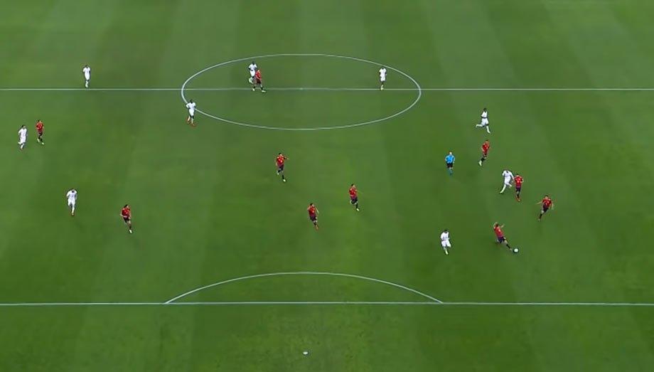 «Вопрос в действиях защитника сборной Испании». Объясняем, почему засчитали гол Мбаппе