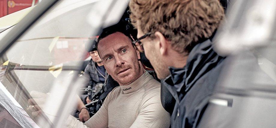 Актёр Майкл Фассбендер — гонщик Европейской серии Ле-Ман и фанат «Феррари» в Формуле-1