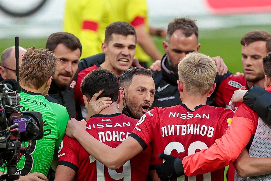 10 главных героев сезона-2020/2021 в России. От Заремы до Дзюбы