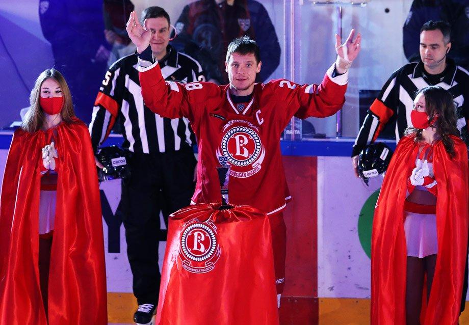 Список самых известных хоккеистов, пребывающих на рынке свободных агентов КХЛ