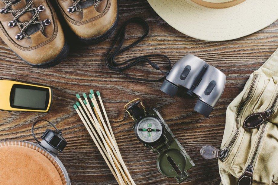 Как правильно собрать рюкзак в поход: список вещей
