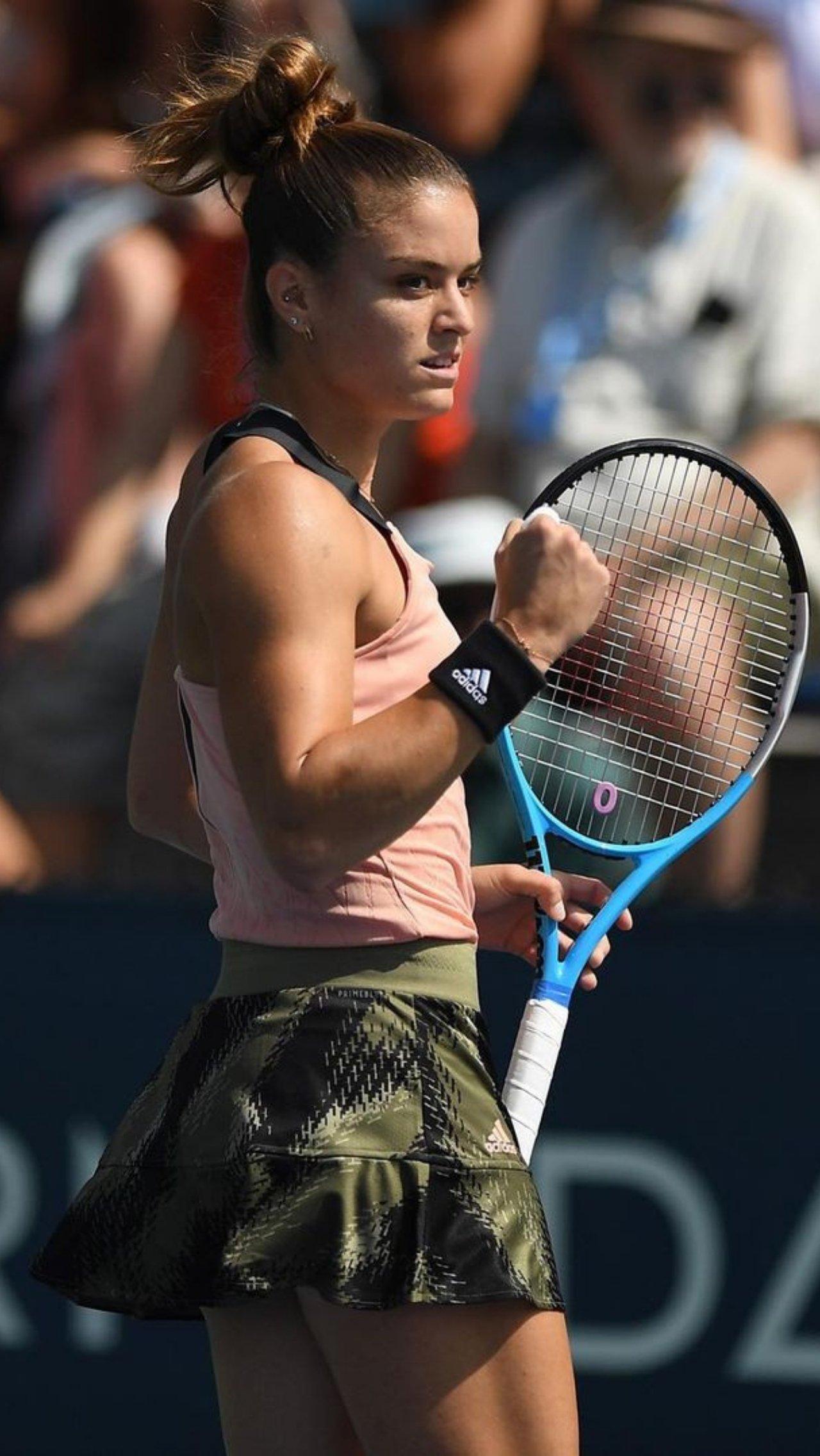 Мария Саккари: четвертьфиналистка US Open и её стильные образы