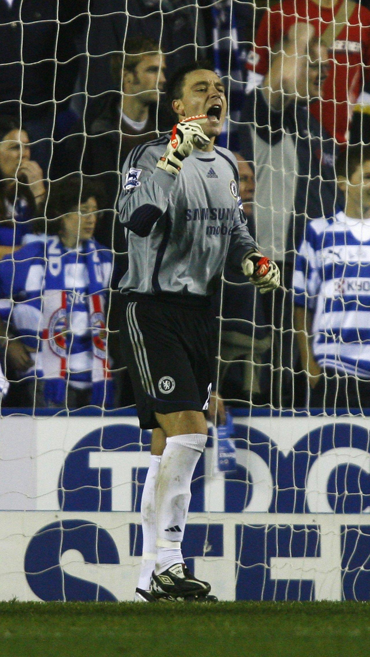 15 лет назад случился легендарный матч «Челси», когда выбыли сразу два вратаря