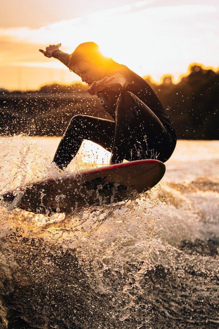 Как сохранить прогресс в тренировках по вейксёрфингу зимой?