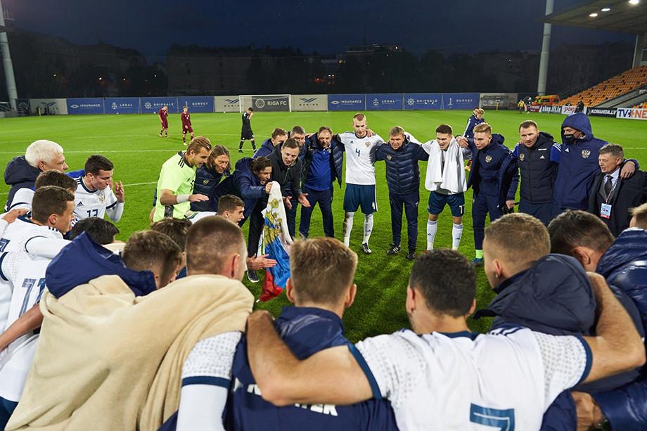 Последний шанс спасти российский футбол? Молодёжная сборная может вдохновить, как ЧМ-2018