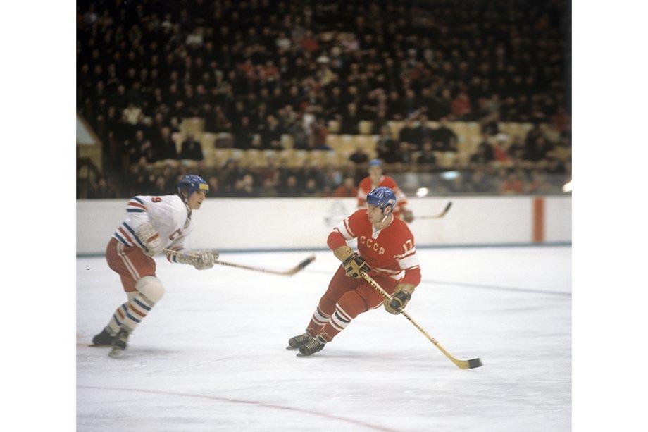 История хоккейных чемпионатов мира, золотой дебют Харламова на ЧМ-1969 после Чебаркуля