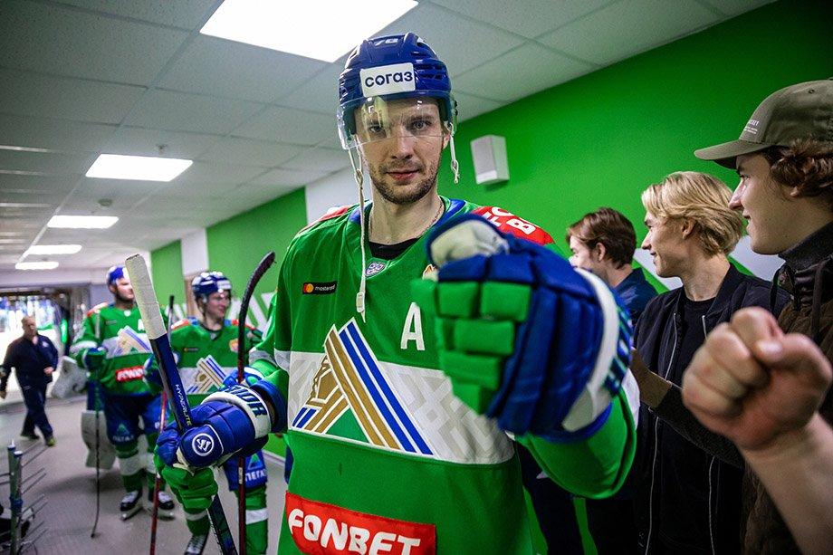 «Огромное желание показать себя в НХЛ. Но подкреплять его надо не пустыми разговорами»