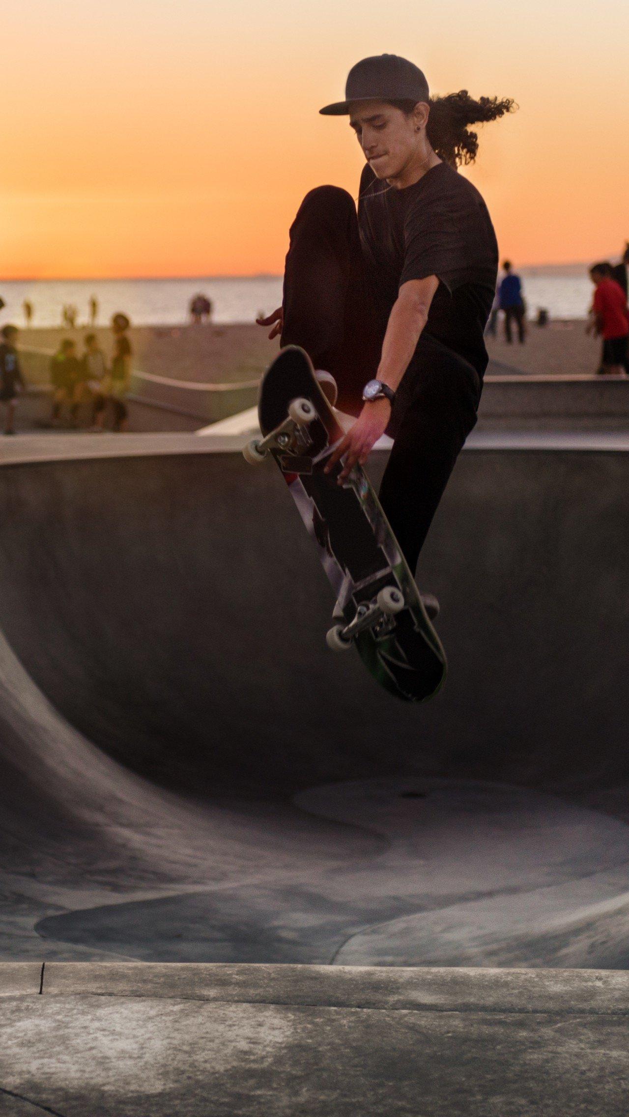 Скейтбординг