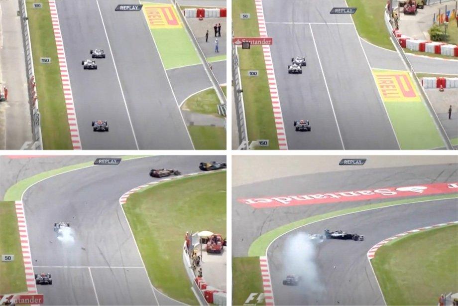 Как Шумахер лишился шанса на свою последнюю победу. Глупая авария спасла нас от драмы