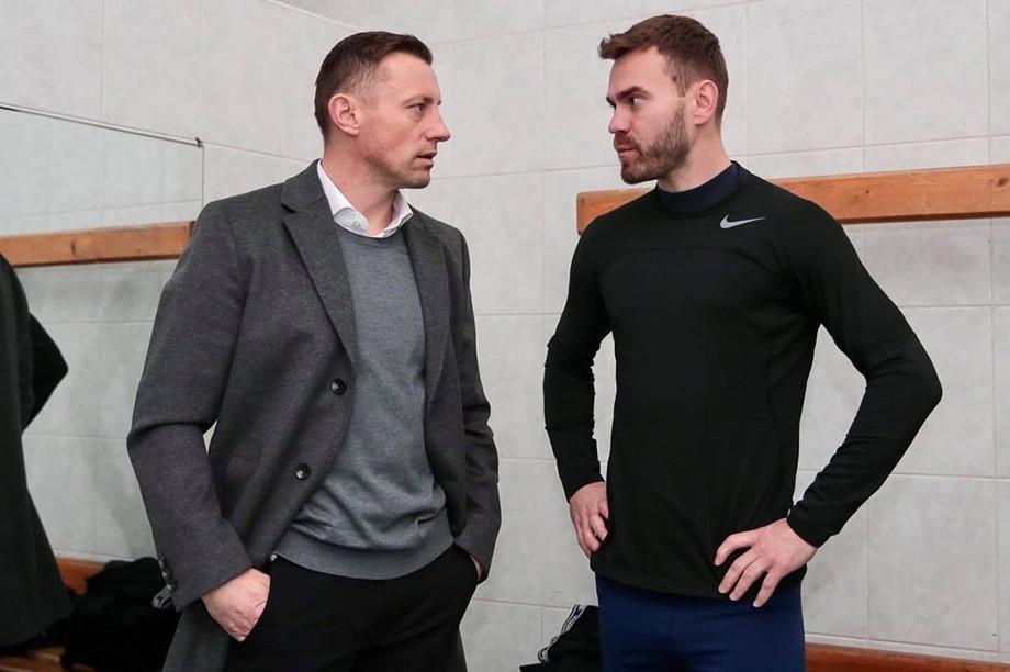 Сотрудники ЦСКА скрутили журналистов в первый день работы Ивицы Олича