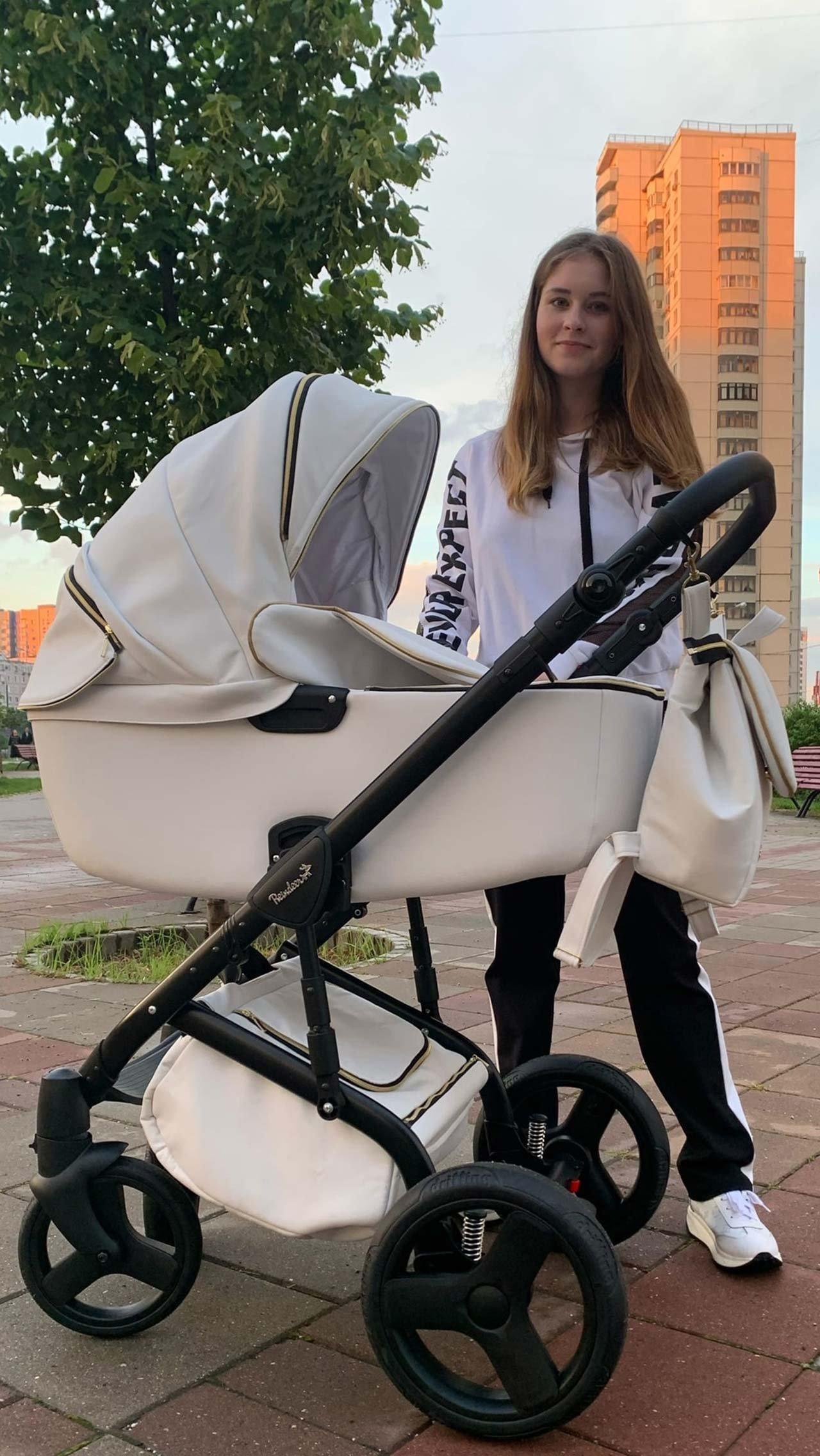 Летом 2020 года знаменитая фигуристка стала мамой.