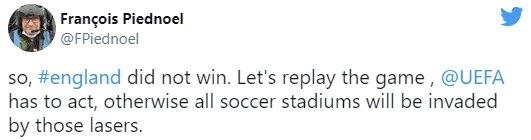 Полуфинал Евро требуют переиграть! Накажут ли Англию за выходку фанатов?