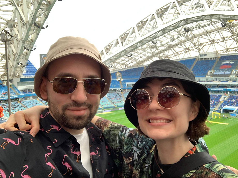 Сектор ЦСКА – в героях кино. Самый яркий выезд в Сочи
