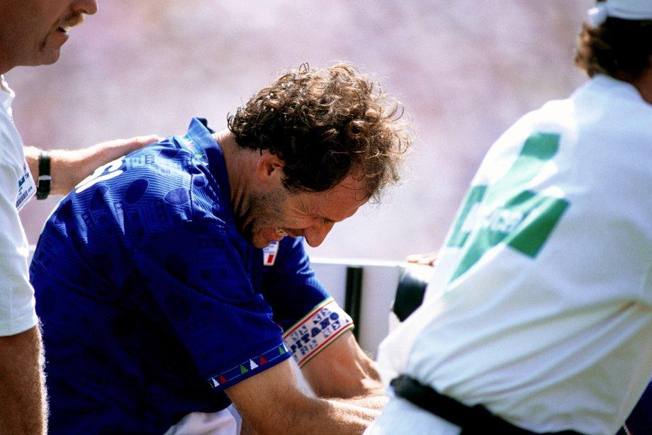 Мир только раз видел слёзы Барези. Один из самых пронзительных моментов в истории футбола