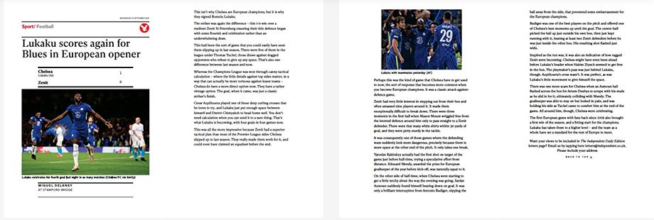 «План «Зенита» был лучше, чем у многих в нашей лиге». Что пишут в Англии после матча ЛЧ
