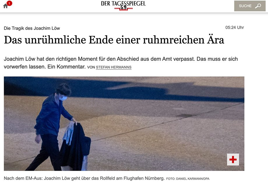 «Мечта о финале рухнула — всё кончено!» Эра Лёва в сборной Германии завершилась бесславно
