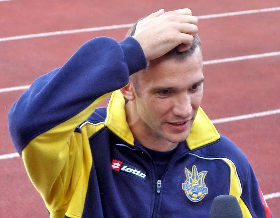 Шевченко так радовался, что травмировал Тимощука. Неизвестная история с ЧМ-2006