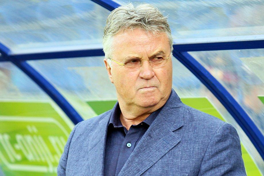 Вот как увольняли тренеров сборной России. Когда Черчесов пополнит список?