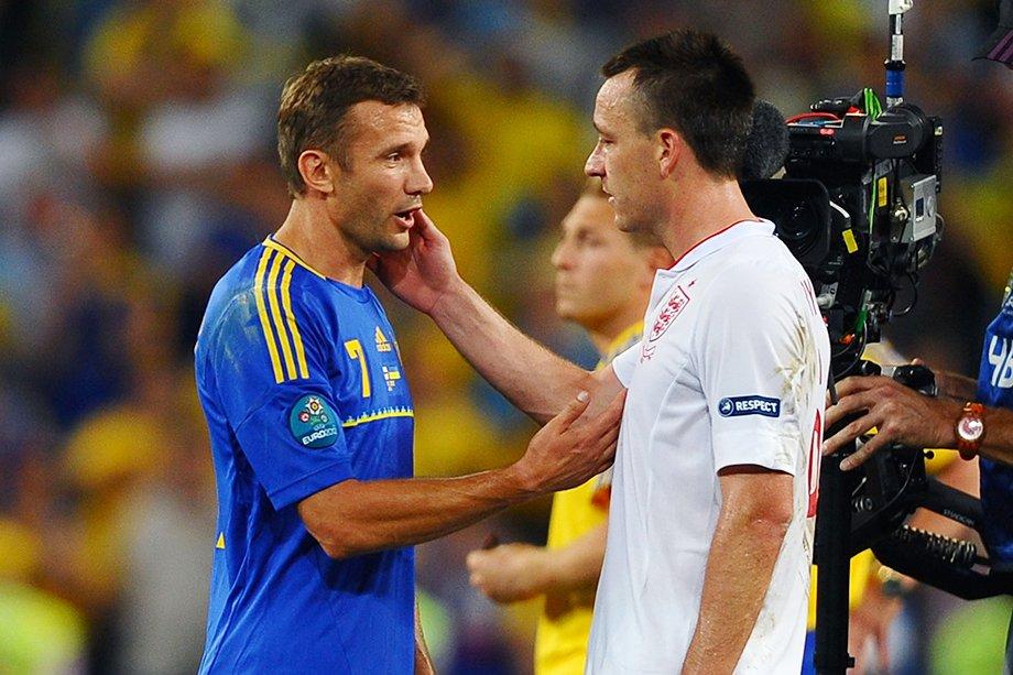 Шевченко — идеальный тренер сборной. Вот бы России такого!