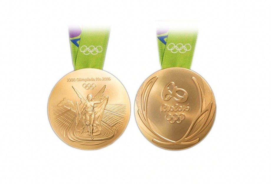 Японцы создали медали для Олимпийских игр в Токио из переработанных отходов