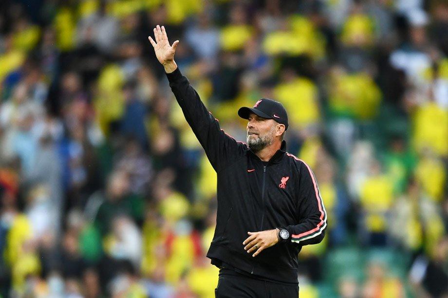 Клопп впервые появился на матче «Ливерпуля» без очков. Куда они делись?