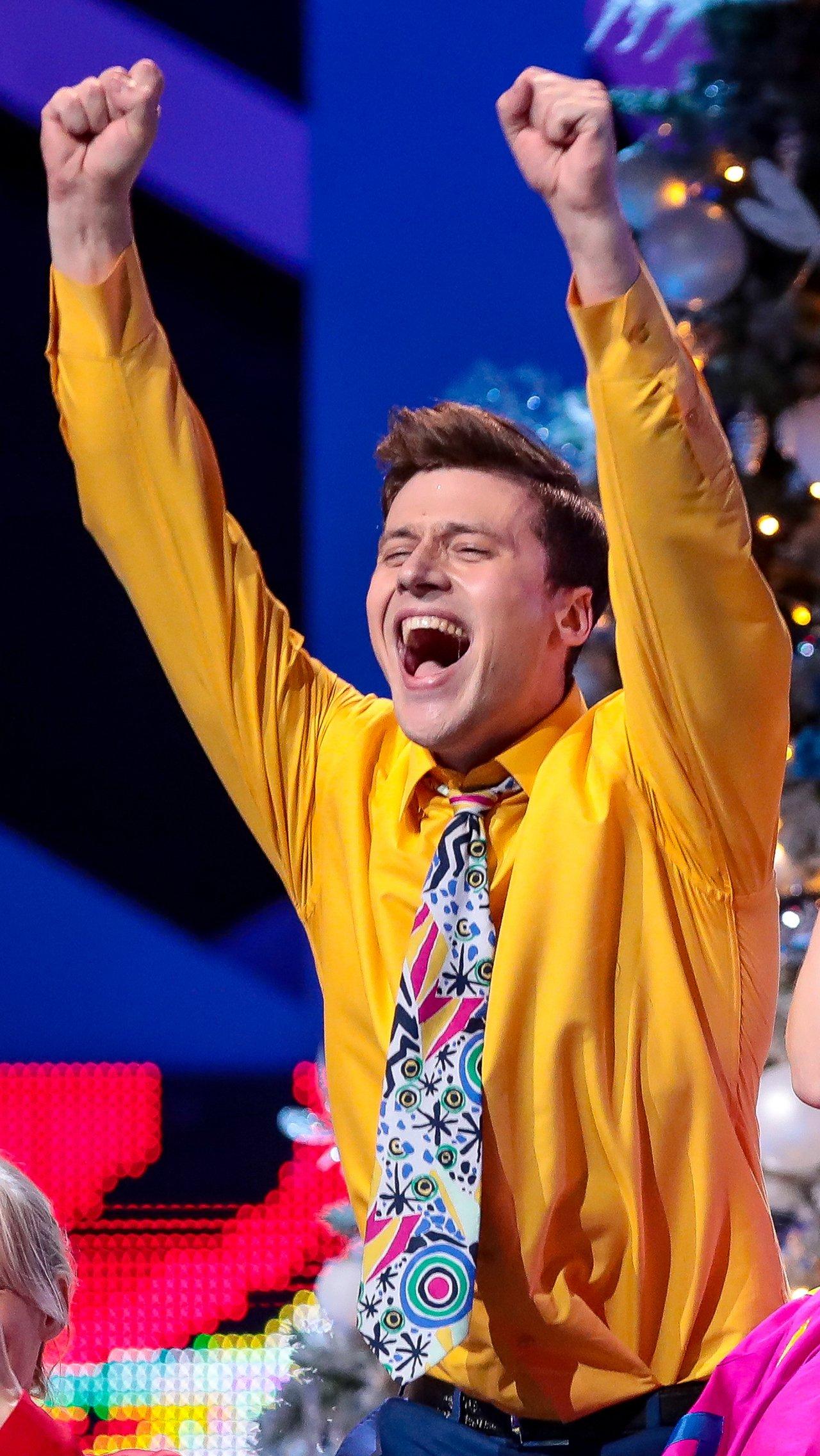 Призёр Олимпийских игр Александр Энберт прославился уже после завершения карьеры.
