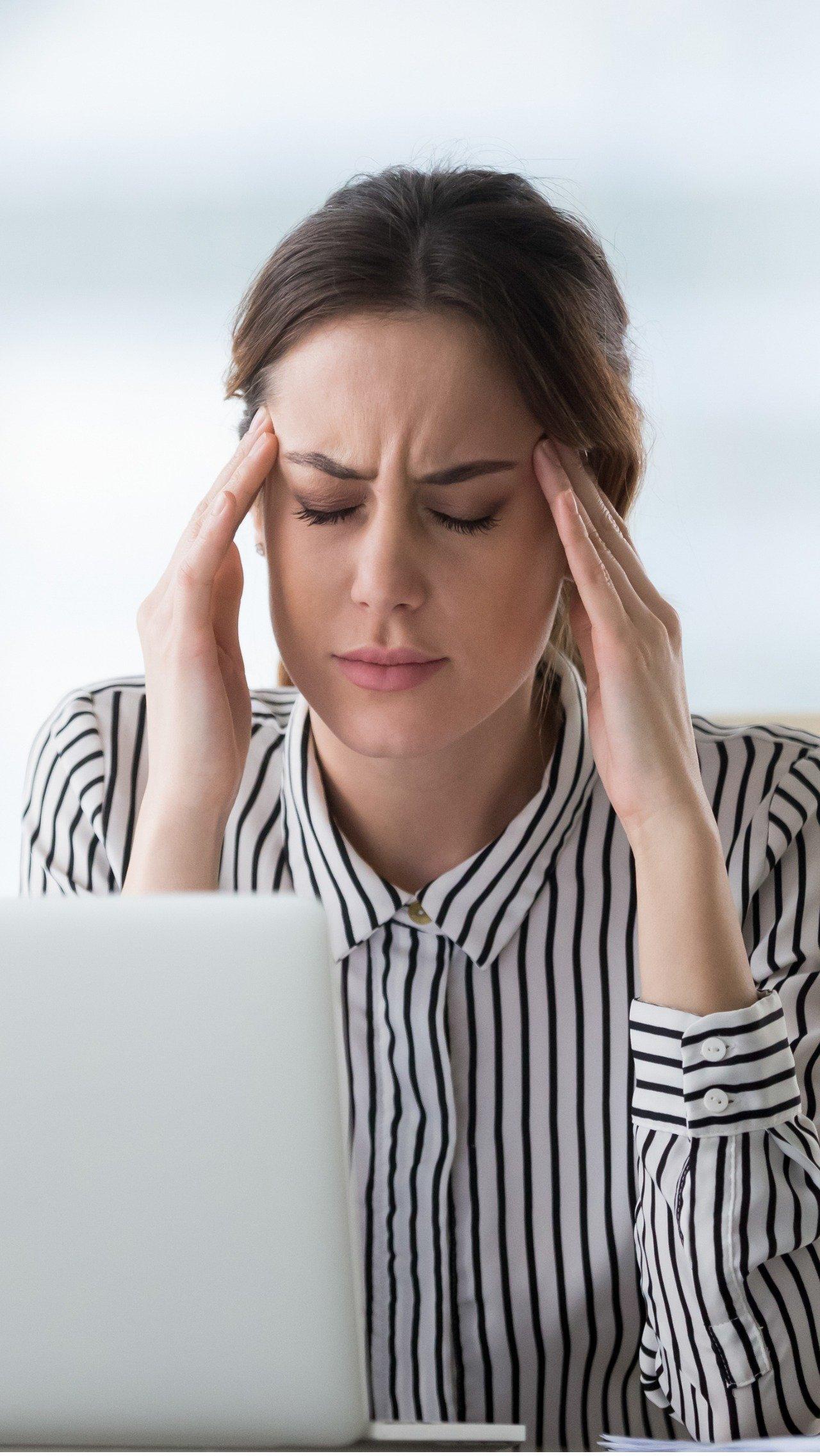 5 причин головной боли