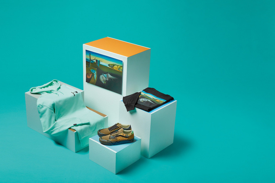 С какими художниками сотрудничают спортивные бренды? Необычные коллаборации Vans, Puma