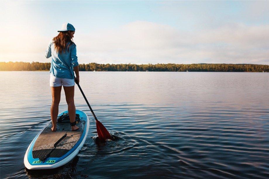 Сёрфинг с веслом: что такое SUP сёрфинг, с чего начать заниматься сапсёрфингом