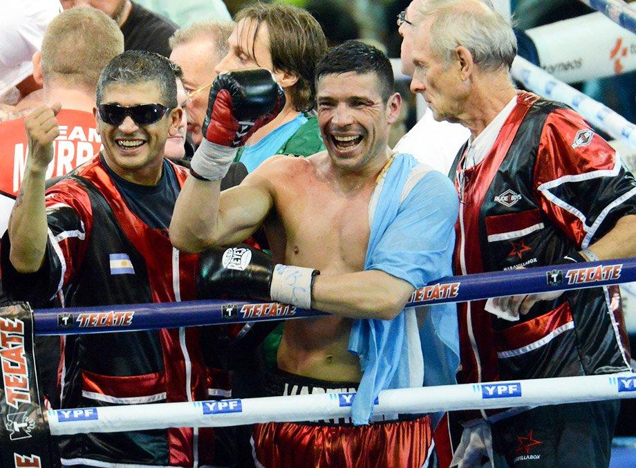 Серхио Мартинес — история аргентинского боксёра, который был третьим после Флойда Мейвезера и Мэнни Пакьяо