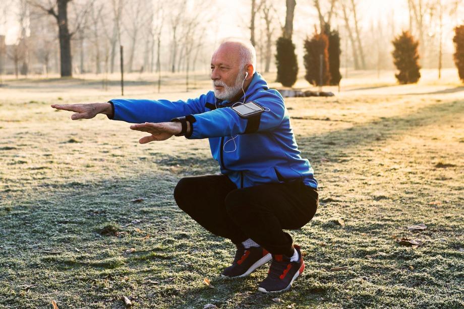 Какие упражнения нельзя делать пожилым и почему, мнение тренера